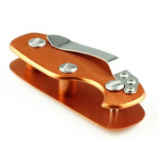 vanki Aluminium Key Holder Clip Folder Multi-use EDC Pocket Tool