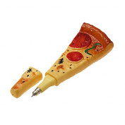 vanki Funny Pizza Ball Pen Ball-Point Pen with Magnet