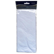 Tissue Paper - White - 9m X 6.1m - 5 Sheets - County