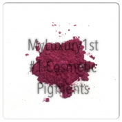 1 Gramme Hot Pink Mica Pigment Powder 1g Sample for Soap Cosmetics Art and Crafts