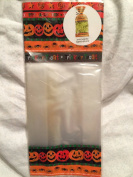 Spiders, Pumpkins & Trick or Treat Cello Treat Bags (20) with Ties