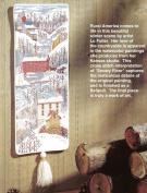 Lu Fuller Snowy River Bell Pull - JCA Counted Cross Stitch Leaflet 84040