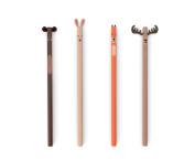 Kikkerland Woodland Pencils Set Of 4