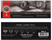 Pacific Arc Woodless Graphite Drawing Pencil Sets 2 pcs sku# 1827688MA