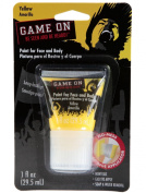 ilovetocreate Game on Be Seen & Be Heard Body Paint, 30ml, Yellow
