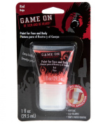ilovetocreate Game on Be Seen & Be Heard Body Paint, 30ml, Red