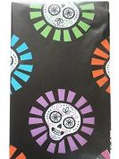 Dia De Los Muertos Colourful Skull Tablecover