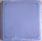 Creative Memories 12x12 Original Tanzanite Lavender Blue Coverset