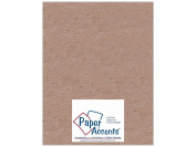 Paper Accents Chipboard 22cm x 28cm . Extra Heavy Natural