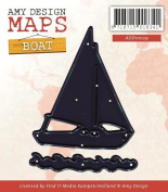 Find It Trading Boat Amy Design Map Die