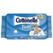 Cottonelle Fresh Flushable Moist Wipe, Cottony Soft, Pre-moistened - 336 ct.