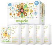 Babyganics Nappies & Wipes Bundle - Size 5
