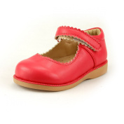 Girl's School Dress Classic Shoes Touch Close Mary Jane 3 Colours Toddler Size