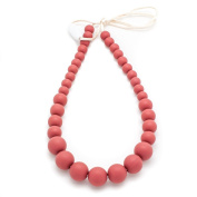 Ava Silicone Teething Necklace for Mom - Gorgeous Jewellery for Mothers with Teething Infants and Toddlers - Perfect Baby Shower Gift