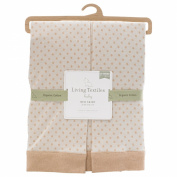 Living Textiles Organic Bed Skirt