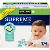 Kirkland SignatureTM Supreme Nappies Size 2; Quantity