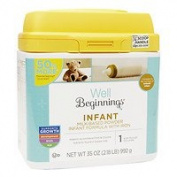 Well Beginnings Premium Stage 1 Formula, 1040ml
