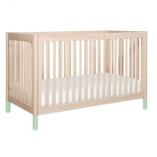 Gelato 4-in-1 Convertible Crib - Cool Mint