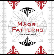 Colouring in Book Mini - Maori Patterns