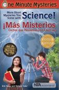One Minute Mysteries - Misterios de Un Minuto [Spanish]