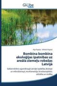 Bombina Bombina Ekolo Ijas Patn Bas Uz Are La Zieme U Robe as Latvij [LAV]