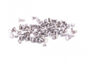 Assorted 0.2cm Dia. Aluminium Rivets
