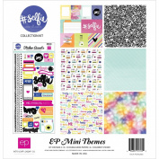 Echo Park Paper Company Selfie Collection Kit for Scrapbooking