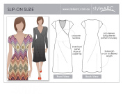 Style Arc Sewing Pattern - Slip on Suzie Dress - Sizes 04-16 - Click for Other Sizes Available