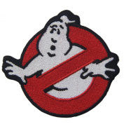 Embird Ghostbuster Movie Embroidered Iron On / Sew On Uniform Logo Patch