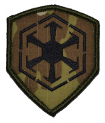 Sith Empire Star Wars - Shield Style Patch 3x2.5 - Multicam