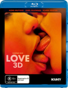 Love (3D Blu-ray/Blu-ray) [Region B] [Blu-ray]