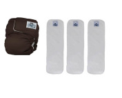SoftBums Echo Shell with 3 Large Dry Touch Pods