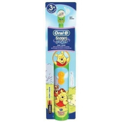 Oral-b Electronic Toothbrush for Kids, Winnie the Pooh Oral B Power Stages
