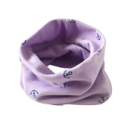 FEITONG Autumn Winter Boys Girls Collar Baby Anchor Scarf Cotton O Ring Neck Scarves
