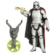 Star Wars The Force Awakens 9.5cm Figure Forest Mission Captain Phasma