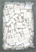 Dollhouse Miniature 325 Piece White Brick
