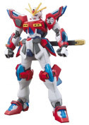"Bandai Tamashii Nations HGBF 1/144 Kamiki Burning Gundam ""Gundam Build Fighters"" Action Figure"