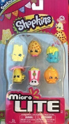 Shopkins Micro Lites Bonus Pack of 6