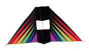 In the Breeze Rainbow Burst Conyne Delta Kite, 1.8m