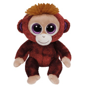 TY Beanie Boo Plush - Boris the Monkey 15cm