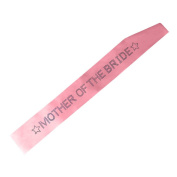 PINK HEN NIGHT SASH BRIDE TO BE BRIDESMAID MOTHER OF THE GROOM OR BRIDE