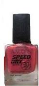 Avon Speed Dry Nail Enamel - Rose Amour