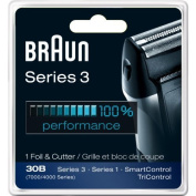 Braun Series 3 Combi 30b Foil And Cutter Replacement Pack (7000/4000 Series) 2 Packs by N/A