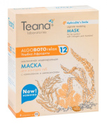 """Teana Alginate Modelling Mask for Lip Contour with Collagen and Myoxinol - ABR12 - """"Aphrodite's Smile"""" - Significantly diminishes signs of fatigue and ageing of skin - Only natural ingredients, extracts of herbs and plants."""