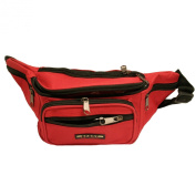 Cyllene Fantaisie Bum Bag-Red-Men