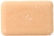Pre de Provence Soap Shea Enriched Everyday 200 Gramme Large French Soap Bar - Tangerine
