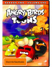 ANGRY BIRDS TOONS - SEASON 2, VOLUME 1 (NZ) [DVD_Movies]