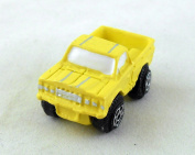 Dolls House Miniature Toy Shop Nursery Accessory Boys Toy Modern Pick Up Truck Y