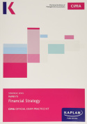 CIMA F3 Financial Strategy - Exam Practice Kit