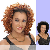 FARRAH (Carefree Collection) - Synthetic Half Wig in F4_30